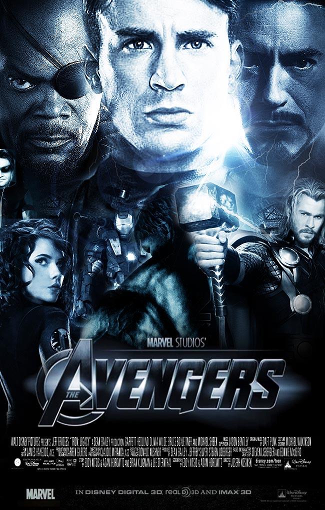 The Avengers (2012) Online ()