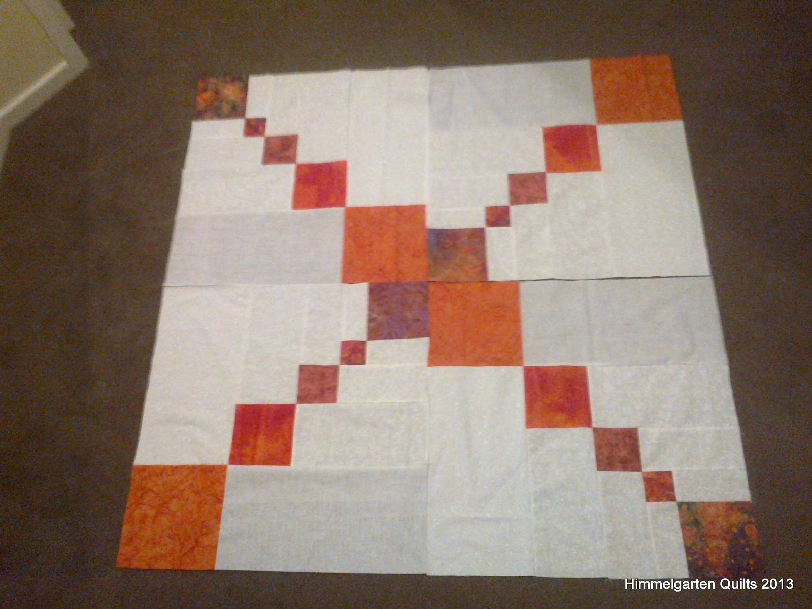 Disappearing Nine Patch Pattern Cool Inspiration Ideas