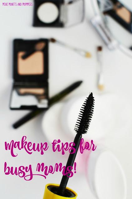 Cosmetics makeover