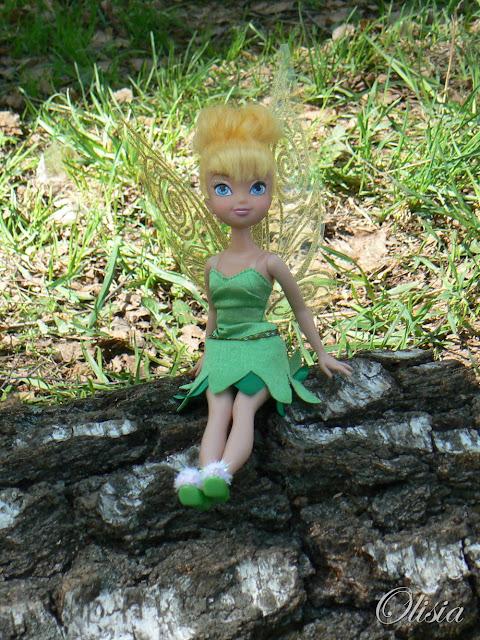 doll Tinker Bell