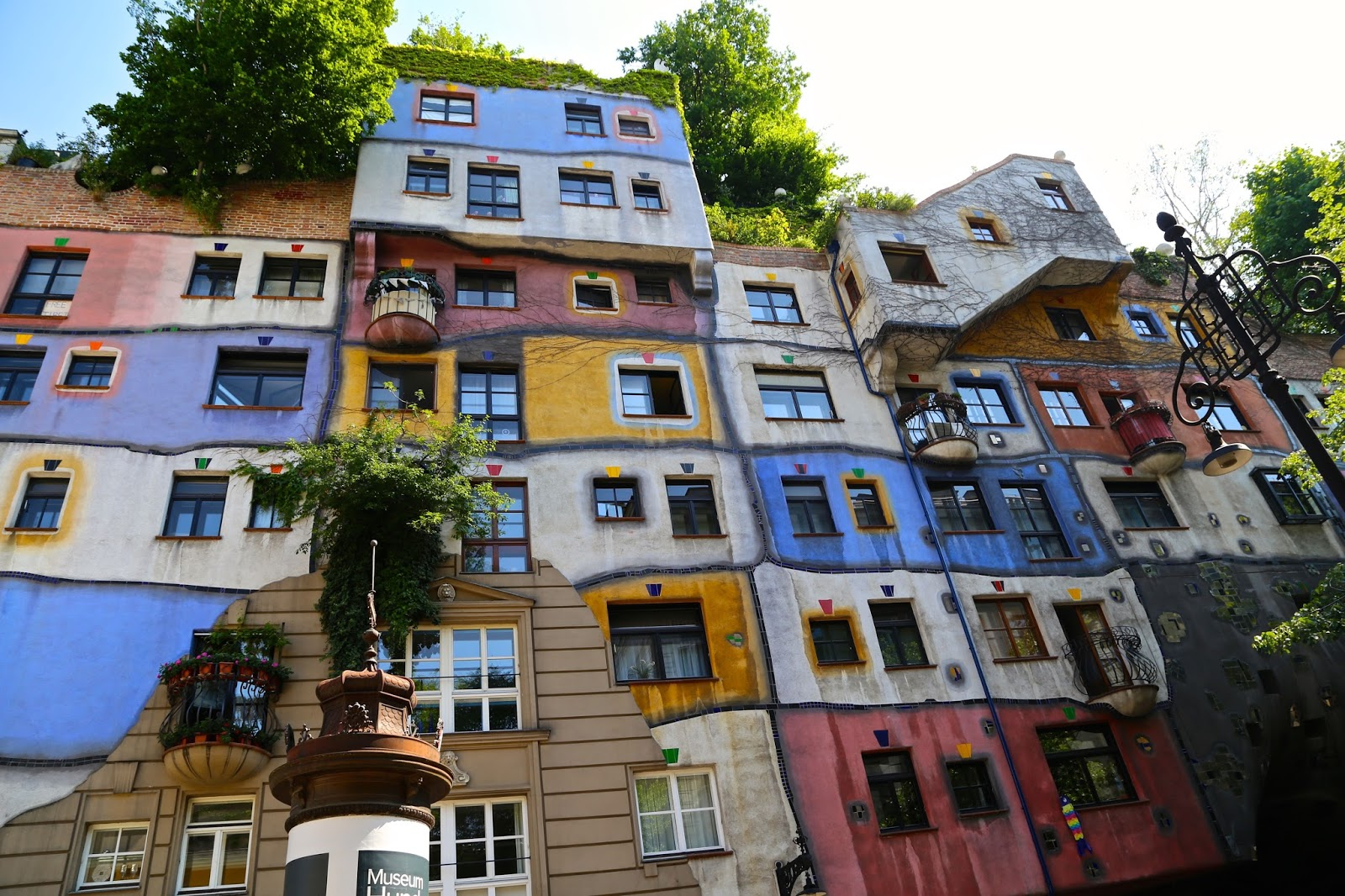 Msmarmitelover Travel Hundertwasser Buildings In Austria