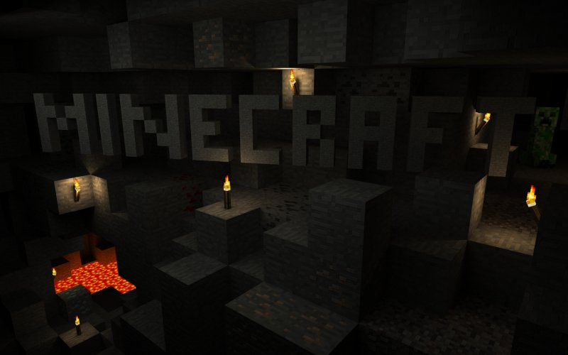 gallery for cool hd wallpapers for desktop minecraft