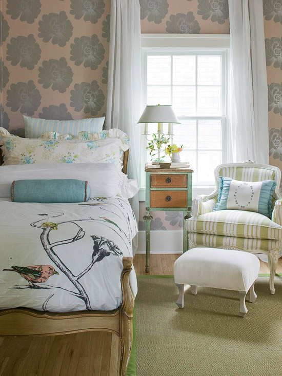 modern furniture comfortable bedroom decorating 2013 ideas from bhg