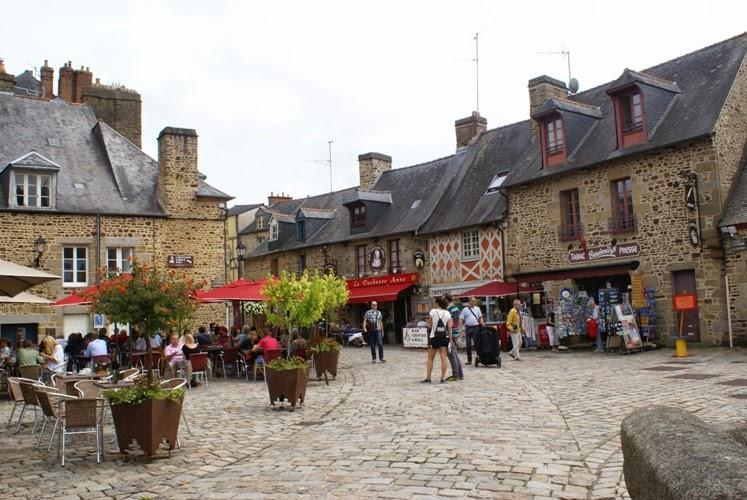 A trip to Fougères