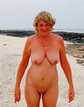 Annick à Fuerteventura
