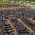 Carros e motos apreendidos em  Nova Iguaçu vão a leilão em junho
