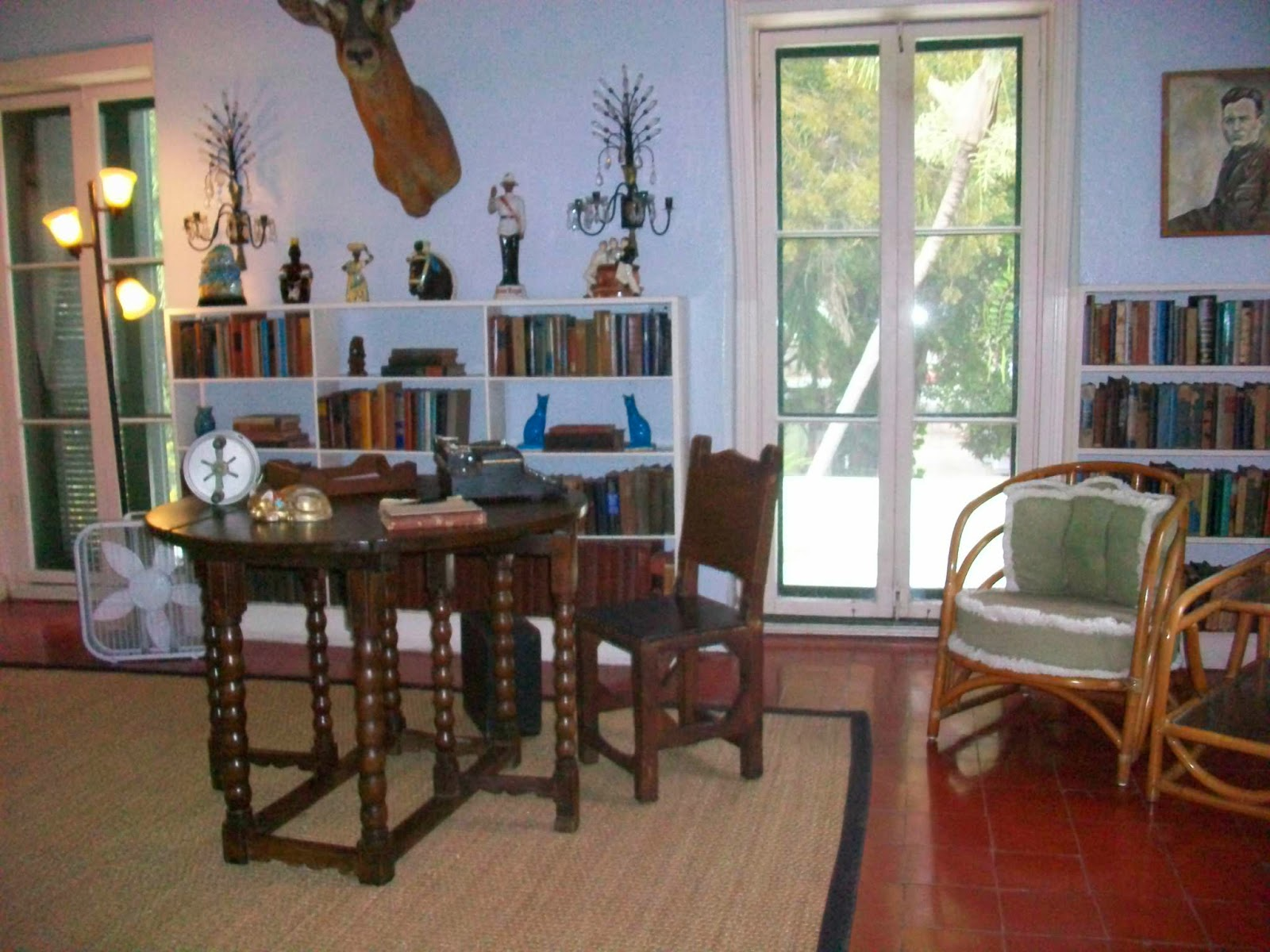 Hemingway's Key West Writing Studio