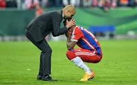 Guardiola has guided Bayern Munich to the Champions League semi-final
