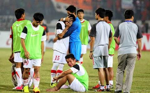 U19 Việt Nam được rèn luyện tinh thần và sức mạnh sau những thất bại cay đắng