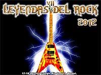 Obús y Lujuria en el Leyendas del Rock 2012 en agosto