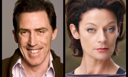 The Brink - Rob Brydon and Michelle Gomez to Guest