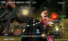 Download Guitar Hero 3 Legends Of Rock PS2 For PC Full Version ZGASPC