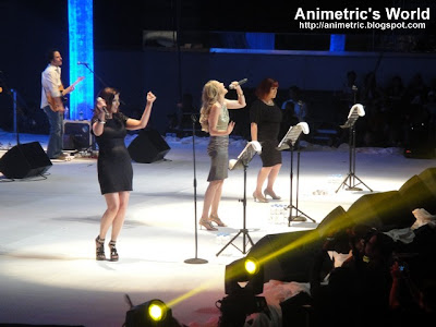 Wilson Phillips Live in Manila 2012 at Mall of Asia Arena