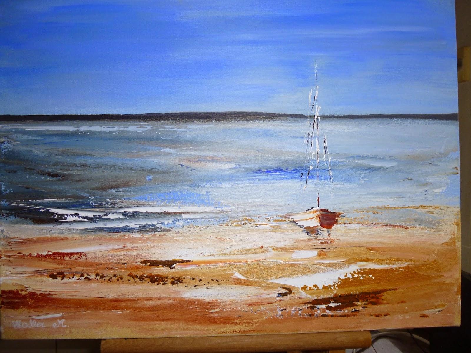 Peinturepassion for Peindre sur de la peinture