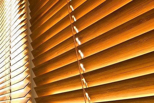 50mm木百葉,盡情展現木質紋裡與光線互動