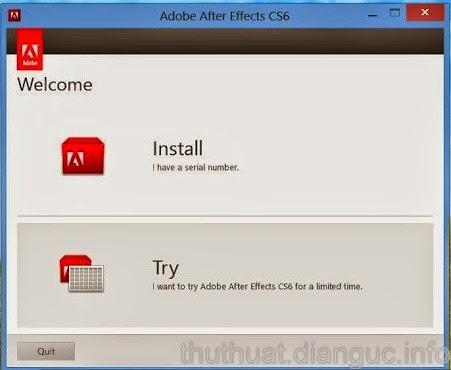 Download After Effect CS6 Full Crack – Phần mềm làm video phim chuyen nghiệp
