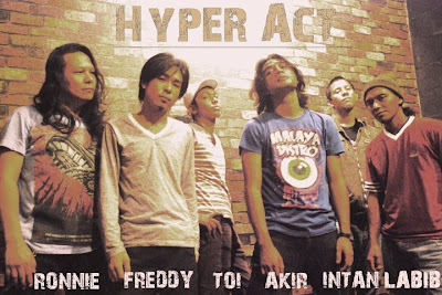 lirik lagu hanya aku ost drama teduhan kasih by hyper act it s watch