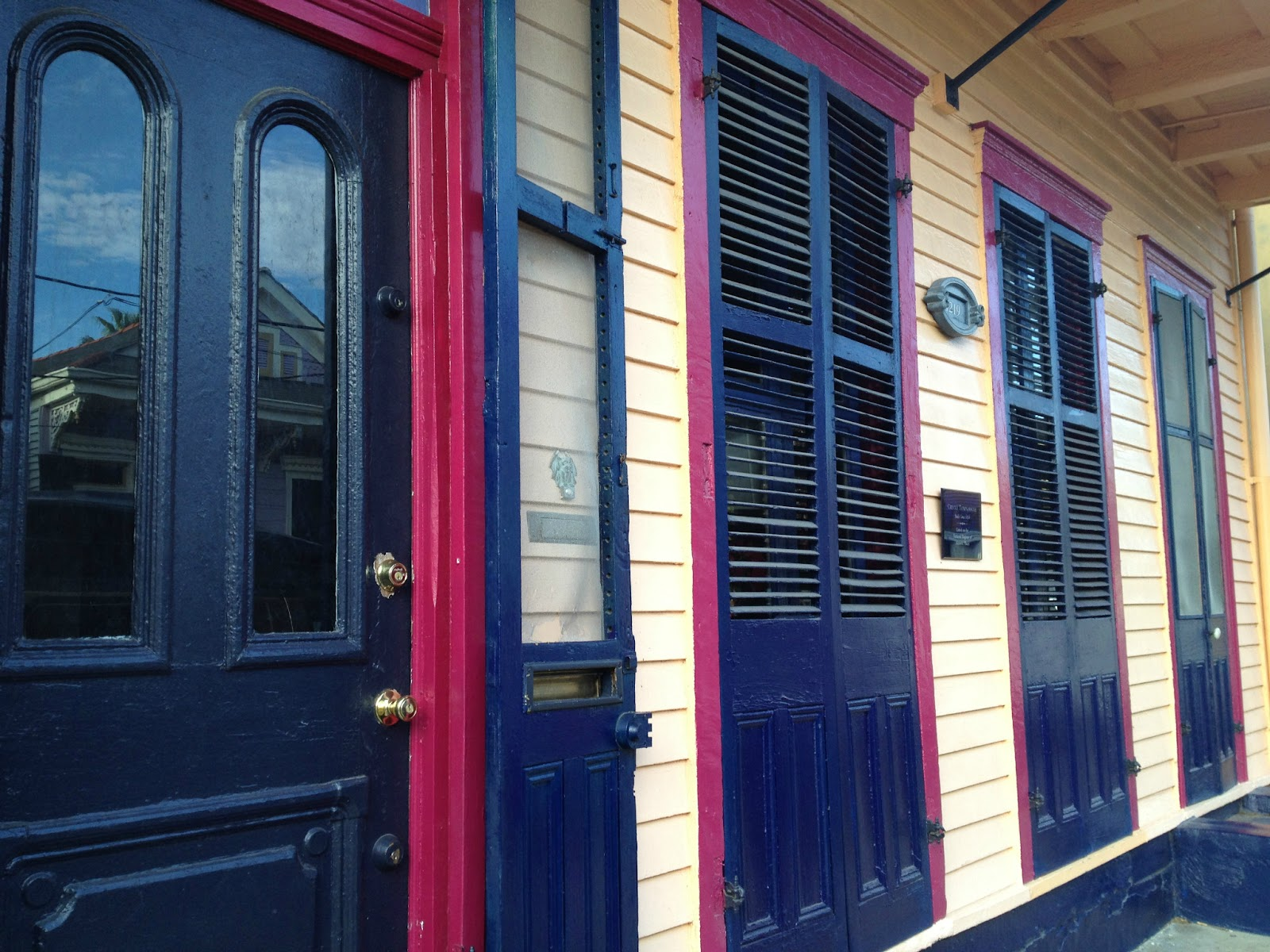 Creole Townhouse Built Circa 1850