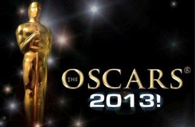 Oscar 2013: List of Winners