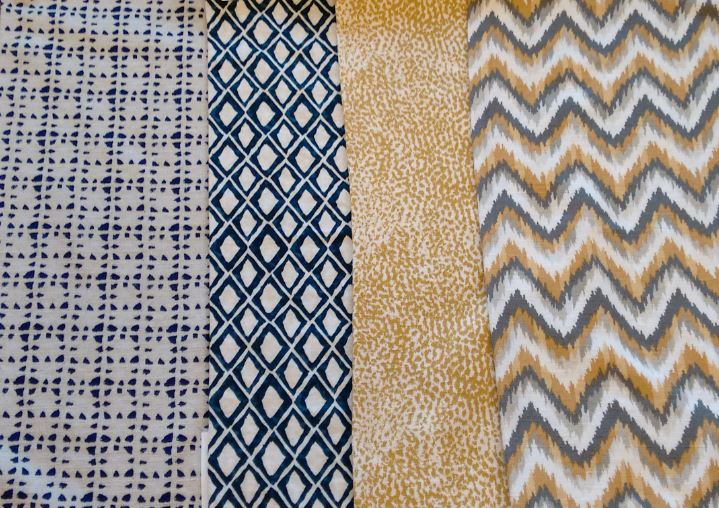 geometric fabric patterns animal print ikat chevron nate berkus pillows home accessories