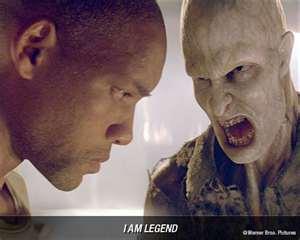 i am legend mutants