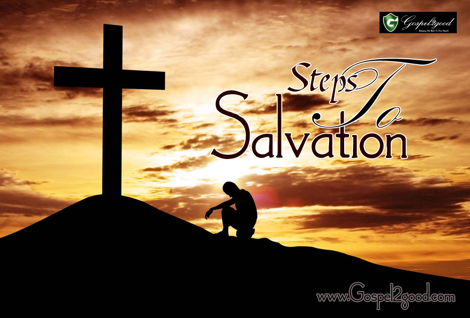 Steps To Salvation