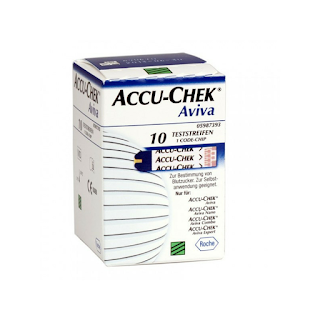 Accu-Chek aviva® tiras