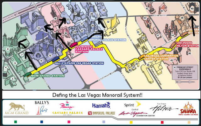 Mapa Dos Hoteis Las Vegas Vários Hotéis da Las Vegas