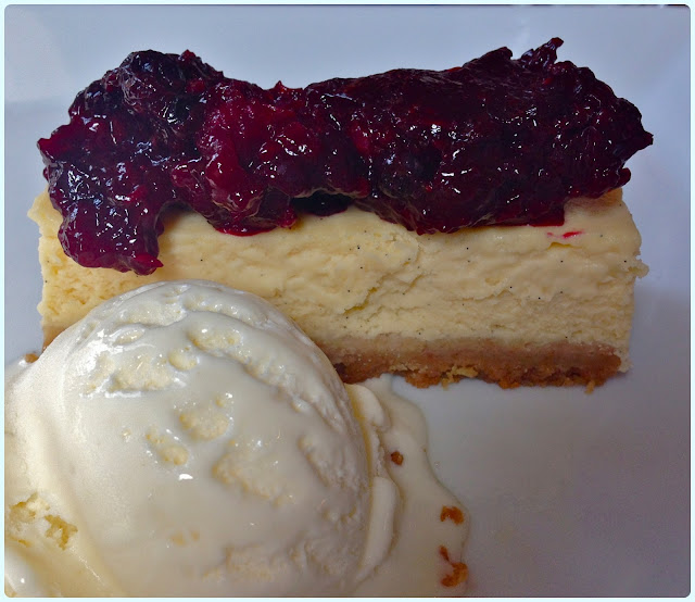 The Gallery, Formby - Cheesecake