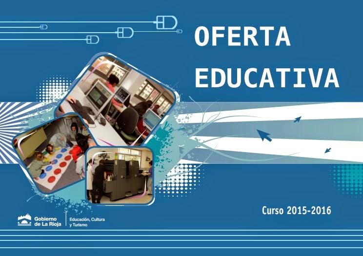 OFERTA EDUCATIVA 2015-2016