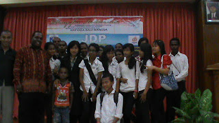 KKR DOA BAGI BANGSA GRAND PAPUA FAKFAK MEDIO NOVEMBER 2011