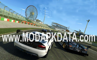 Real Racing 3 v 2.0.0 Mod apk+data files