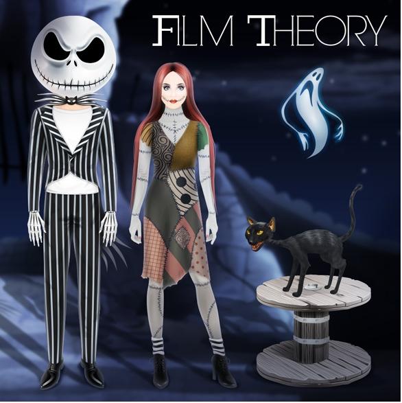 new film theory nightmare before christmas released - Nightmare Before Christmas Theory
