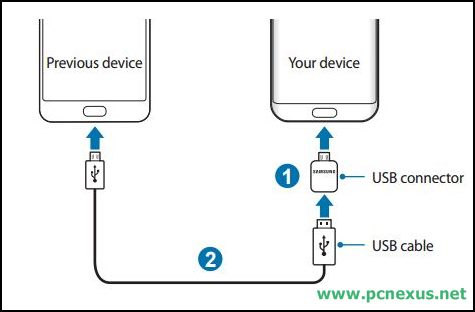 How to connect usb storage devices to galaxy s7 pcnexus using galaxy s7 as a power bank cheapraybanclubmaster Images