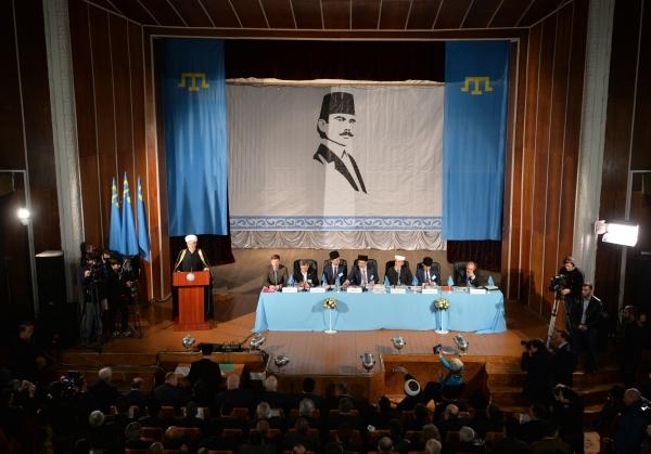 Kırım Tatarları kültürel ve bölgesel özerklik istiyor