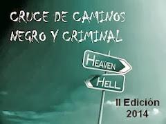 II Edición Negro y Criminal