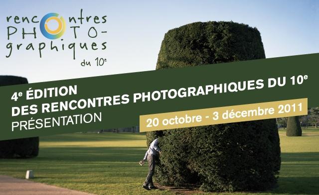Rencontres photographique du 10eme 2018