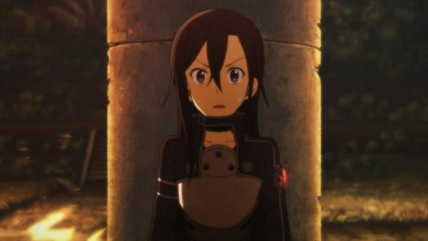 Sword Art Online II Episode 5 Kirito
