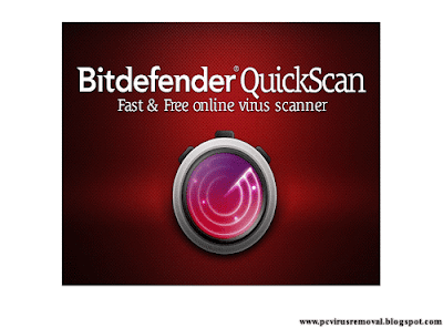 BitDefender Online Scan