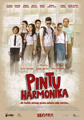 Pintu Harmonika 2013 di Bioskop