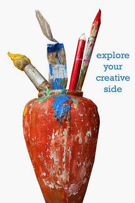 Explore your creativity