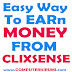 How To Earn Money From Clixsense-Easy And Legit Working Way
