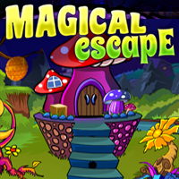Magical Escape Walkthrough