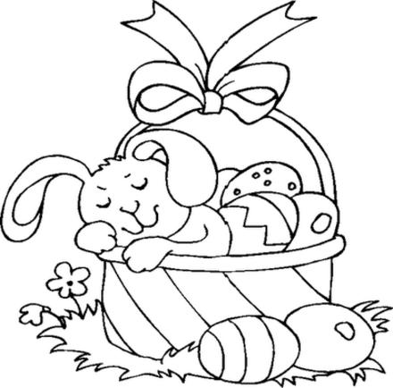 Ausmalbilder Ostern Malvorlagen - Malvorlagen gratis - Ostern Malvorlagen Kostenlos