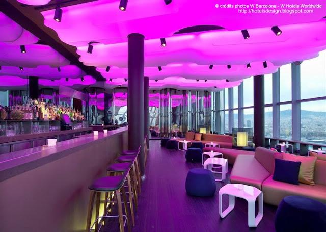 Les Plus Beaux Hotels Design Du Monde H Tel W Barcelona By Ricardo Bofill Barcelone Espagne