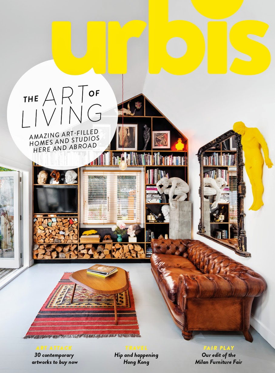 The Striking Cover Shot By Jeff Brass Features The Wellington Home Of  Artist Max Patté, The Englishman Bought The Home, Which Is Adorned With  Many Of His ...