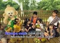 Pepaya Mangga Pisang Jambu - Vito (Lagu Anak)