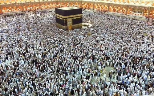 Jemaah Haji Kembali Ke Makkah Untuk Tawaf Saie