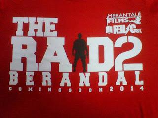 fakta the raid : berandal