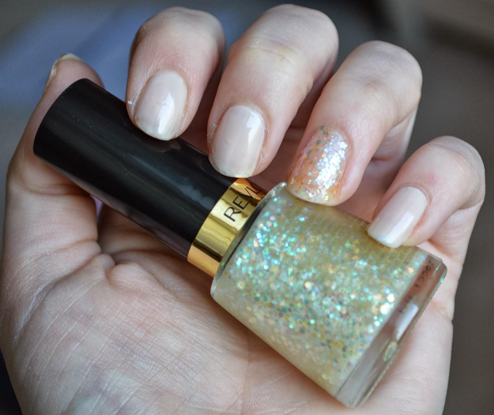 Revlon Sheer Blush Nail Enamel Review and Swatches